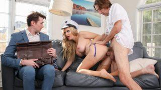 Cucked – Linzee Ryder Gets More Than Milk From The Horny Milk Man